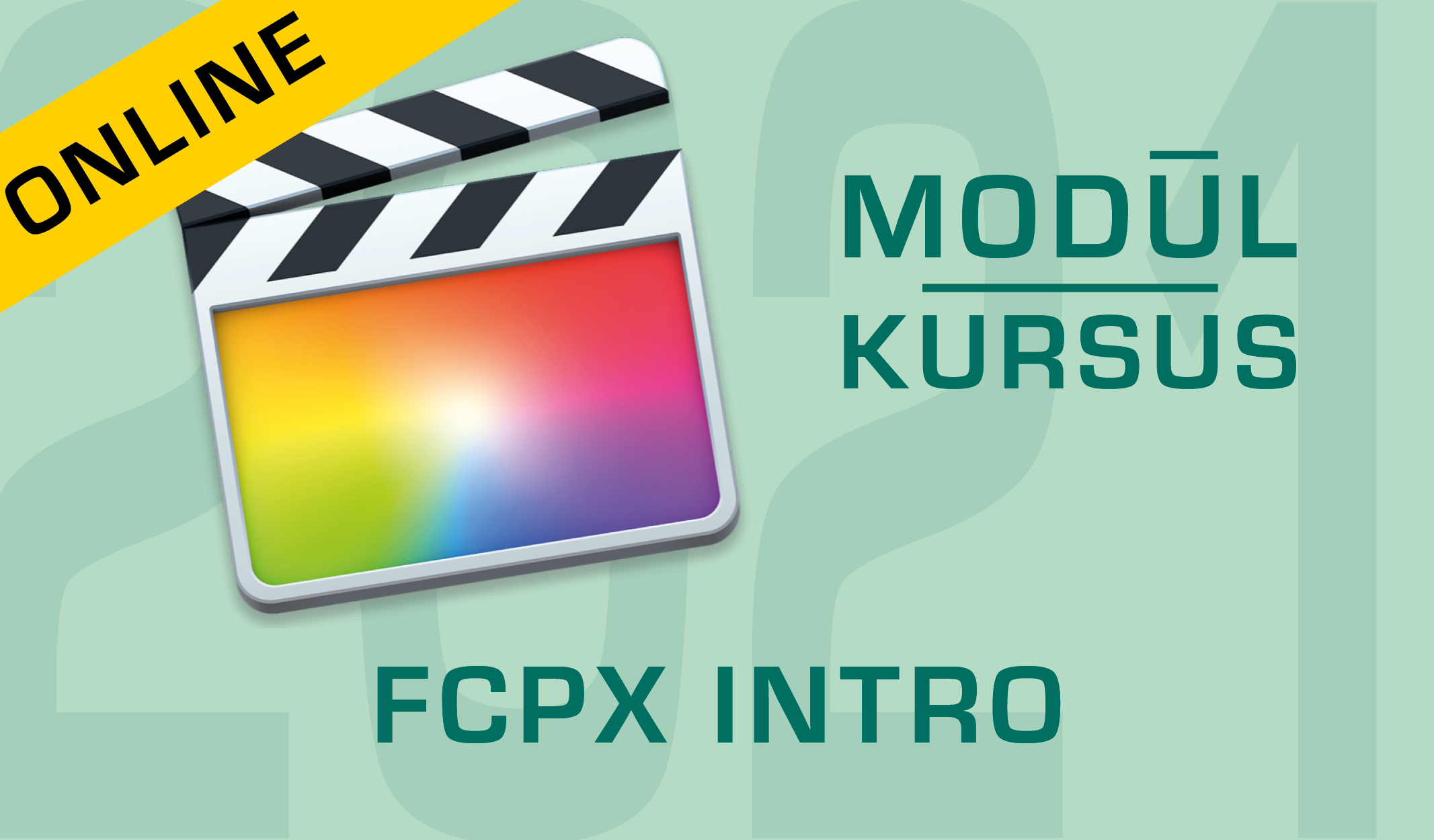 Videoredigering med Final Cut Pro X - Intro